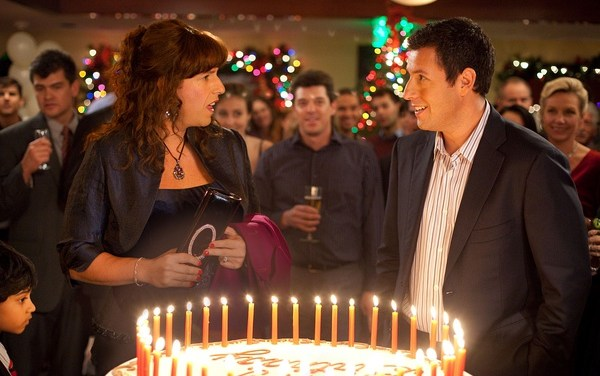"Adam Sandler, ""Jack & Jill"" achieve Razzies first by sweeping worst movie awards of 2011"