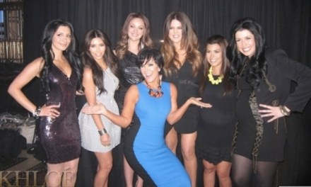Photo of the Day: Fake Kardashians meet fakest Kardashians
