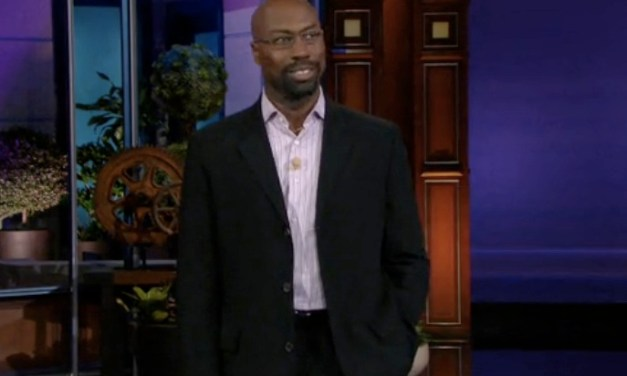 Mario Joyner returns to The Tonight Show with Jay Leno