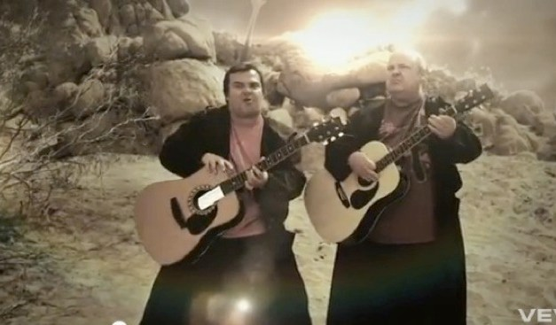 "Tenacious D re-emerges with ""Rize of the Fenix"""