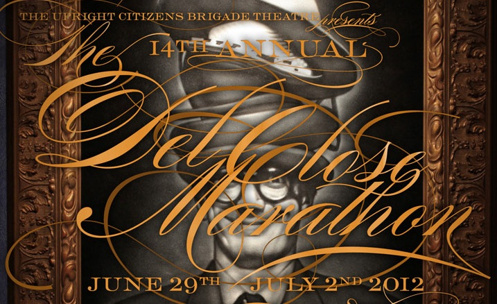 A preview of the 14th annual Del Close Marathon, June 29-July 2, 2012 #DCM14