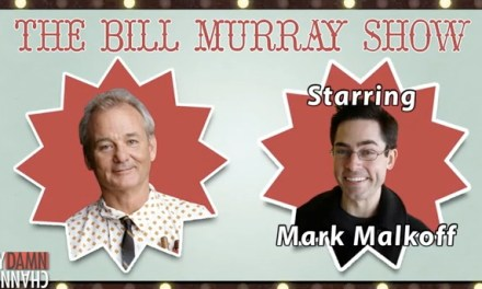 The Bill Murray Show #9, with Sting and Griffin Dunne