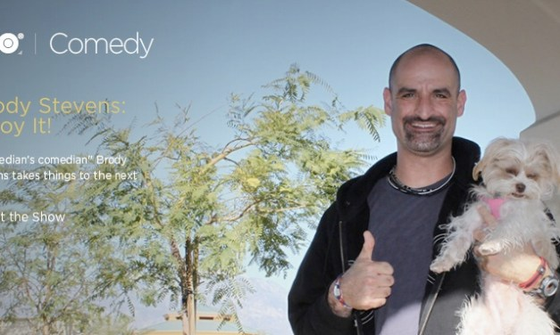 "Brody Stevens talks up his new HBO Digitals series: ""Enjoy it!"""
