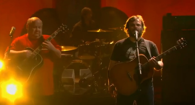"Get your Tenacious D fix with ""Senorita"" on Conan; special performance with Weird Al"