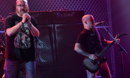 "Brian Posehn making ""metal comedy"" album with Anthrax's Scott Ian"
