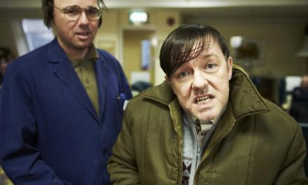 "Netflix acquires U.S. rights to air Ricky Gervais series, ""Derek,"" coming in 2013"
