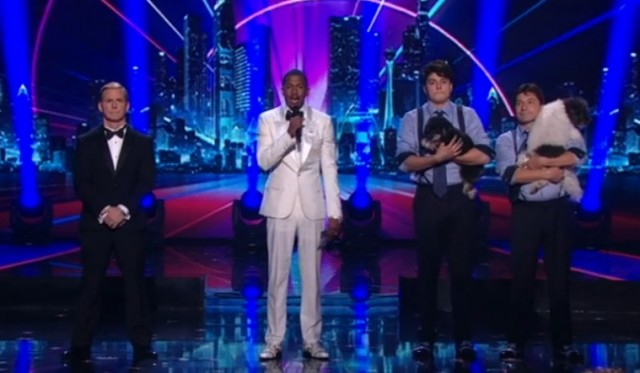 America's Got Talent goes to the dogs in 2012: Stand-up comedian Tom Cotter finishes runner-up