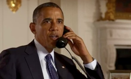President Obama's call to Harold & Kumar