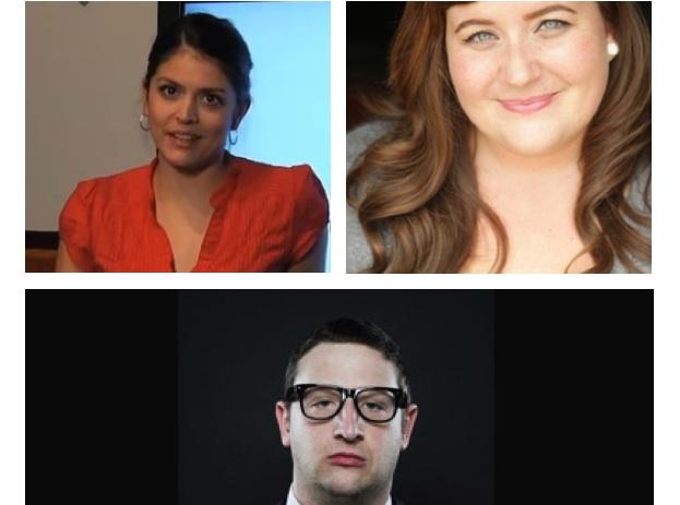 And Cecily Strong makes three; joins fellow Second City alums Aidy Bryant, Tim Robinson as new SNL cast members