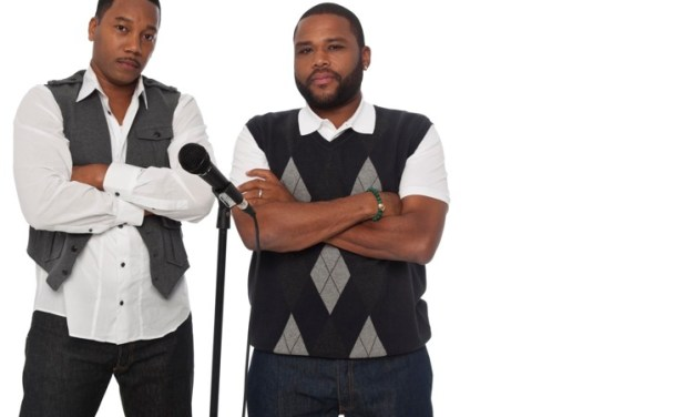 "Anthony Anderson and Royale Watkins reflect on almost four years of their ""Mixtape Comedy Show"""