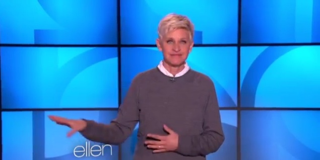"Ellen DeGeneres addresses Kate McKinnon's SNL impersonation of her, on ""Ellen"""