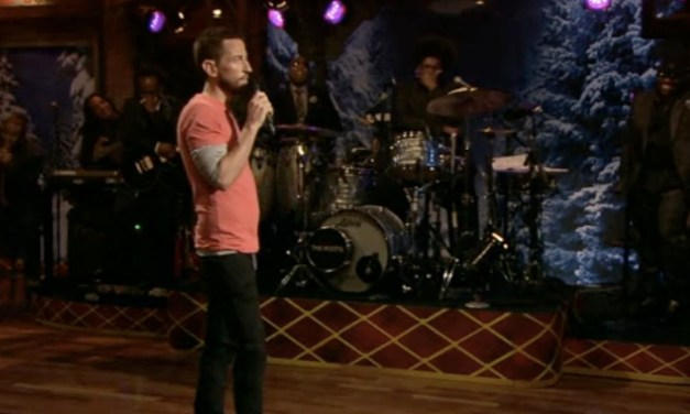 Neal Brennan on Late Night with Jimmy Fallon
