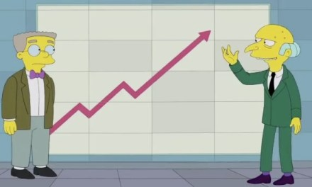 """The Simpsons"" short PSA: Mr. Burns explains the ""Fiscal Cliff"""