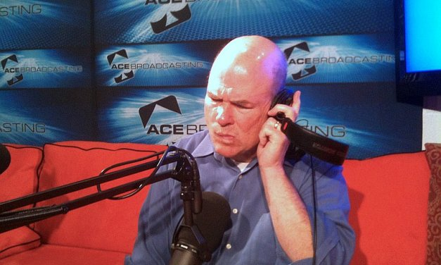 Larry Miller returns to podcasting, nine months after life-threatening fall, brain injury