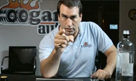 "Rob Riggle uses ""Real Actors Against Web Videos"" to launch his webseries, ""Coogan Auto"""