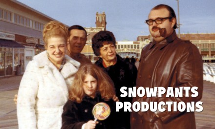 Title Card Tales: Mike Royce's Snowpants Productions