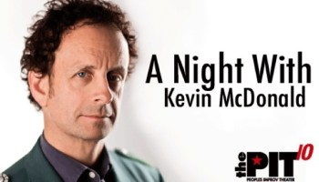 Kids in the Hall's Kevin McDonald on performing solo, teaching sketch comedy and today's sketch