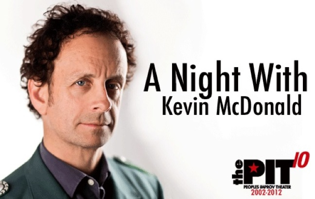 Kids in the Hall's Kevin McDonald on performing solo, teaching sketch comedy and today's sketch on TV