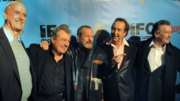 Eric Idle explains: How to tell if you're seeing a new Monty Python project
