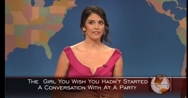 Cecily Strong talks about her SNL audition characters