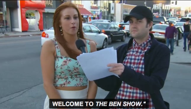 "Watch the debut episodes of Comedy Central's ""The Ben Show"" and ""Nathan For You"""