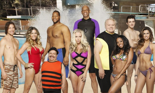 "The long, short, big and tall of it all: ABC's ""Splash"" asks Louie Anderson, Kareem & more to take a dive"