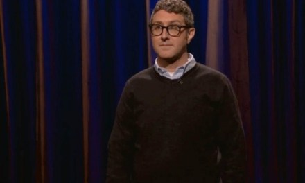 Alex Koll on Conan: Call your parents