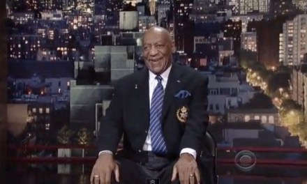 """Bill Cosby at 75: """"I used to be you"""" but now he's better in this demented Letterman clip"""