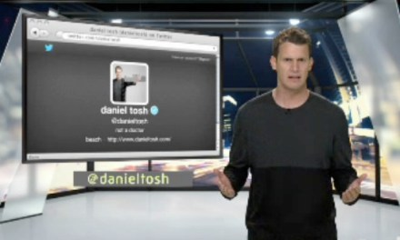 Daniel Tosh calls out his Twitter imposters on Tosh.0