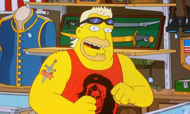 Inside inside joke shirt: The Simpsons' meta product placement for JeShirt