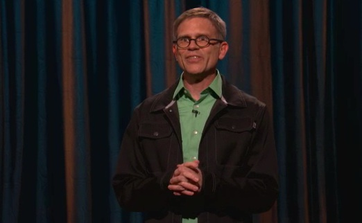 Bengt Washburn on Conan, to Germany and back