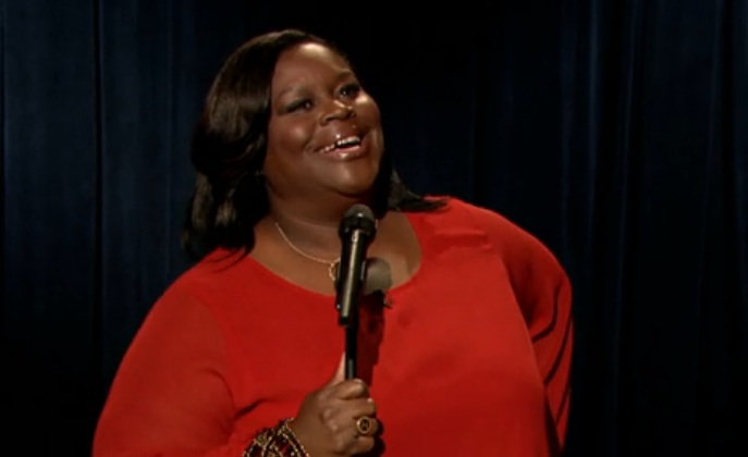 Retta's stand-up on Late Night with Jimmy Fallon