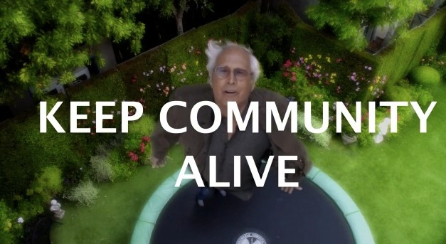 Sony Pictures made a #RenewCommunity YouTube video to try to save its NBC sitcom