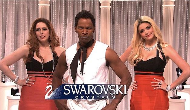 SNL #38.9 RECAP: Host Jamie Foxx, musical guest Ne-Yo