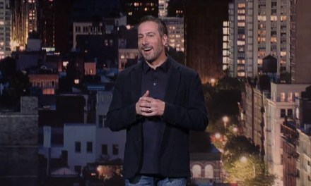 Joe Matarese on Late Show with David Letterman