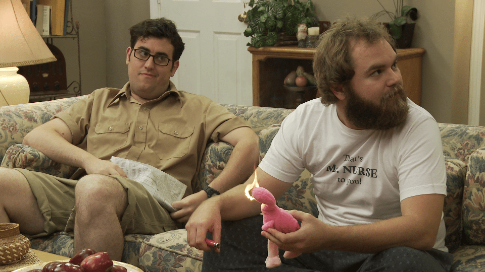 "Ben Seccombe's ""Family Bum"" wins 2013 Comedy Central Short Pilot Competition"