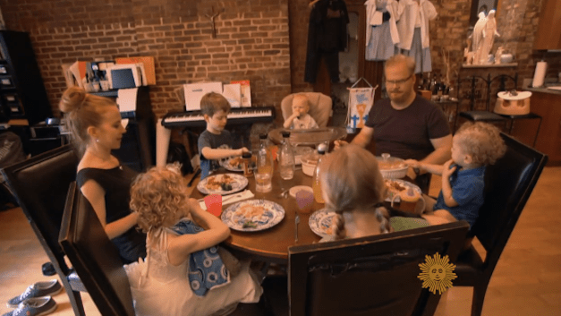 CBS Sunday Morning profiles Jim Gaffigan for Father's Day