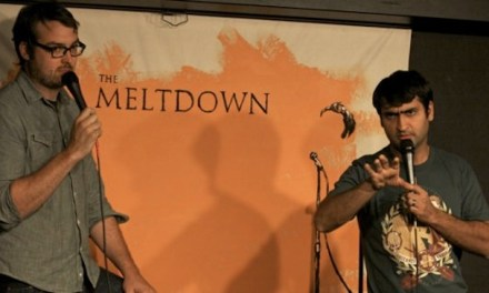 Comedy Central orders up The Meltdown with Jonah and Kumail, a stand-up showcase with surprises