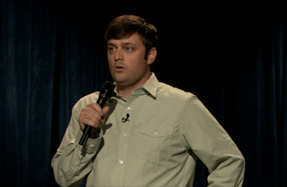 Nate Bargatze on Late Night with Jimmy Fallon