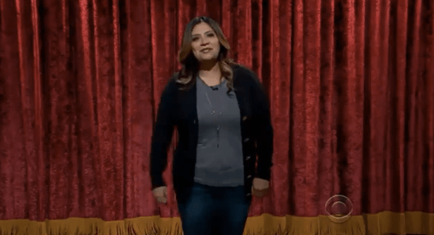 Cristela Alonzo on Late Late Show with Craig Ferguson
