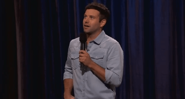 Brent Morin on Conan
