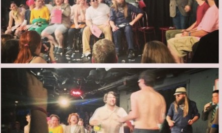 Improv gone loopy: Vines from the UCB's 15th annual Del Close Marathon #DCM15