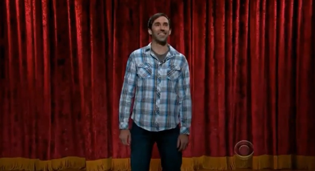 Michael Palascak on Late Late Show with Craig Ferguson, on love and marriage