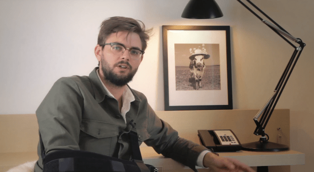 "Nick Thune documents his comeback from injury in the short film, ""Disarmed"""
