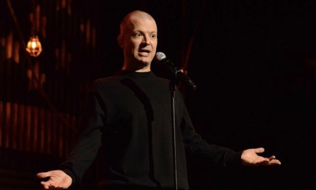 "Jim Norton speaks his dirty little mind as an ""American Degenerate"" on EPIX, releases ""Please Be Offended"" on CD"