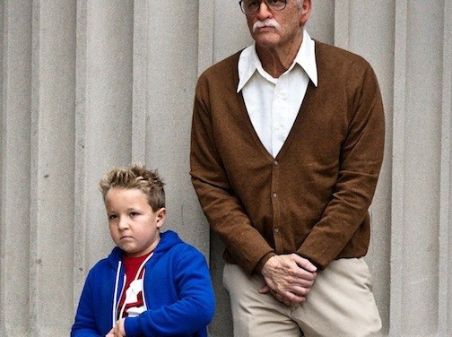 "Movie trailer, ""Jackass Presents: Bad Grandpa"""