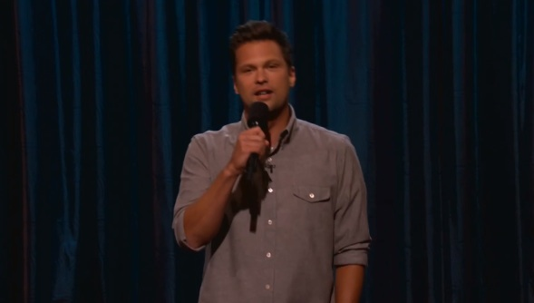 Julian McCullough on Conan, in Chinatown, and in Jeopardy