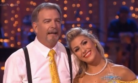 Bill Engvall's first week on Season 17 of Dancing With The Stars