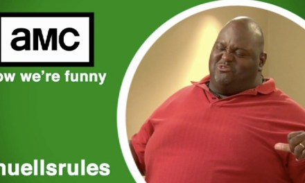 "Lavell Crawford in an imagined Breaking Bad sitcom spinoff, ""Huell's Rules"""
