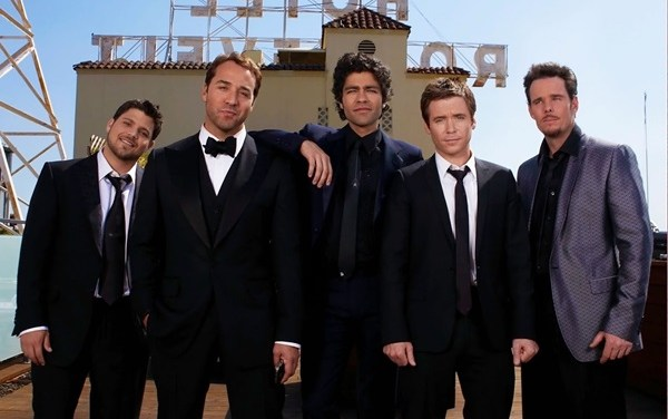 It's not HBO (any longer), it's a movie, an Entourage movie
